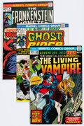 Bronze Age (1970-1979):Horror, Marvel Bronze Age Horror Comics Group of 19 (Marvel, 1970s)Condition: Average VF.... (Total: 19 Comic Books)