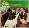 Music Memorabilia:Recordings, Beach Boys Pet Sounds Still Sealed Mono LP (Capitol 2458, 1966)....