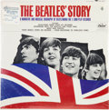Music Memorabilia:Recordings, The Beatles' Story Still Sealed Double LP (Capitol 2222,1964)....