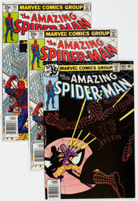 The Amazing Spider-Man Box Lot (Marvel, 1970s-90s) Condition: Average FN.... (Total: 2 Box Lots)