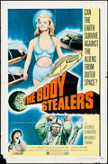 """Movie Posters:Science Fiction, The Body Stealers (Allied Artists, 1970). One Sheet (27"""" X 41""""). Science Fiction.. ..."""