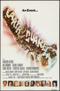 "Movie Posters:Action, Earthquake & Other Lot (Universal, 1974). One Sheets (2) (27"" X41""). Action.. ... (Total: 2 Items)"