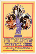 """Movie Posters:Adult, The Liberation of Honeydoll Jones & Other Lot (VCX, 1977). One Sheets (2) (27"""" X 41""""). Adult.. ... (Total: 2 Items)"""