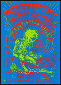 "Movie Posters:Rock and Roll, Retrospectacle: Bay Area Celebrates Psychedelia 67-87 by Rick Griffin (Rick Griffin, 1987). Poster (17"" X 24""). Rock and Rol..."