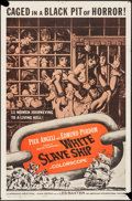 "Movie Posters:Adventure, White Slave Ship (American International, 1962). One Sheet (27"" X 41""). Adventure.. ..."