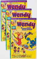 Bronze Age (1970-1979):Cartoon Character, Wendy, the Good Little Witch #88 File Copy Long Box Group (Harvey,1975) Condition: Average VF+....