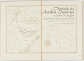 Books:Travels & Voyages, Charles M. Doughty. Travels in Arabia Deserta. New York: The Heritage Press, [1953]....