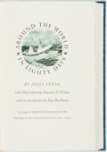 Books:Science Fiction & Fantasy, Edward A. Wilson. SIGNED/LIMITED. Jules Verne. Around the World in Eighty Days. Los Angeles: The Limited Editions Cl...