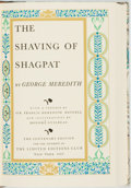 Books:Literature Pre-1900, Honoré Gilbeau, illustrations. SIGNED/LIMITED. George Meredith.The Shaving of Shagpat. New York: The Limited Ed...