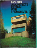 Books:Art & Architecture, Walter F. Wagner, Jr. and Karin Schlegel, editor. Houses Architects Design for Themselves. McGraw-Hill Book Comp...