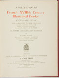 Books:Books about Books, [Books about Books]. A Collection of French XVIIIth CenturyIllustrated Books... London: Maggs Bros. Booksellers, [c...
