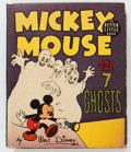 Big Little Book:Cartoon Character, Big Little Book #1475 Mickey Mouse (Whitman, 1940) Condition: Average VF/NM....