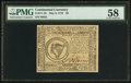 Colonial Notes:Continental Congress Issues, Continental Currency May 9, 1776 $8 PMG Choice About Unc 58.. ...
