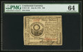 Colonial Notes:Continental Congress Issues, Continental Currency July 22, 1776 $30 PMG Choice Uncirculated 64.....