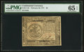 Colonial Notes:Continental Congress Issues, Continental Currency February 26, 1777 $5 PMG Gem Uncirculated 65 EPQ.. ...