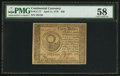 Colonial Notes:Continental Congress Issues, Continental Currency April 11, 1778 $30 PMG Choice About Unc 58.....