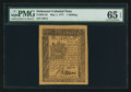 Colonial Notes:Delaware, Delaware May 1, 1777 1s PMG Gem Uncirculated 65 EPQ.. ...