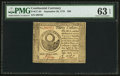 Colonial Notes:Continental Congress Issues, Continental Currency September 26, 1778 $30 PMG Choice Uncirculated63 EPQ.. ...