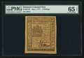 Colonial Notes:Delaware, Delaware May 1, 1777 5s PMG Gem Uncirculated 65 EPQ.. ...