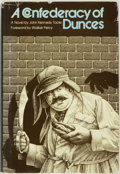 Books:Literature 1900-up, John Kennedy Toole. A Confederacy of Dunces. Baton Rouge:Louisiana State University Press, [1981]. First edition, s...