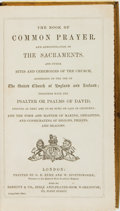 Books:Religion & Theology, [Religion & Theology]. The Book of Common Prayer and Administration of the Sacraments... London: Printed by G. E. Ey...
