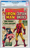 Silver Age (1956-1969):Superhero, Tales of Suspense #59 (Marvel, 1964) CGC NM+ 9.6 Off-white to whitepages....