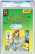 Bronze Age (1970-1979):Alternative/Underground, White Whore Funnies #1 (Ful-Horne Production, 1975) CGC NM/MT 9.8 Off-white pages....