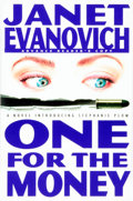 Books:Mystery & Detective Fiction, Janet Evanovich. ADVANCE READER'S COPY. One for the Money.New York: Charles Scribner's Sons, [1994]....