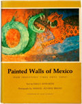 Books:Art & Architecture, Emily Edwards, text. SIGNED. Painted Walls of Mexico. Austin: University of Texas Press, [1966]....
