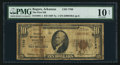 National Bank Notes:Arkansas, Rogers, AR - $10 1929 Ty. 1 The First NB Ch. # 7789. ...