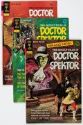 Bronze Age (1970-1979):Horror, Occult Files of Doctor Spektor #1-24 Near Complete Run Group of 23(Gold Key, 1973-77) Condition: Average VF-.... (Total: 23 ComicBooks)