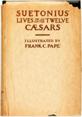 Books:Biography & Memoir, Suetonius. H. M. Bird, translator. LIMITED. Suetonius' Lives of the Twelve Caesars. Argus Books, 1930....