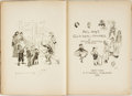 Books:Art & Architecture, [Cartoons]. Phil May. Phil May's Gutter-Snipes. 50 Original Sketches in Pen & Ink. New York: R. H. Russell, 1899...