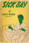 Books:Art & Architecture, [World War II]. [Cartoons]. Alex Gard. Sick Bay. New York: Charles Scribner's Sons, 1945. First edition with let...