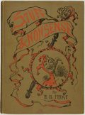 Books:Art & Architecture, [Cartoons]. A. B. Frost. Stuff & Nonsense. New York: Charles Scribner's Sons, [1888]. Early reprint edition. ...