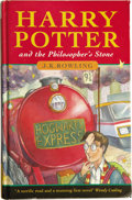 Books:Children's Books, J.K. Rowling: The Rare True First Edition of the First Harry PotterBook, Harry Potter and the Philosopher's Stone. ...