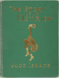 Books:Art & Architecture, [Cartoons/Humor]. Judd Isaacs. Edmund Nolcini, illustrator. The Story of an Ostrich. An Allegory and Humorous Satire in ...