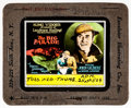"Movie Posters:War, The Big Parade (MGM, 1925). Glass Slide (3.25"" X 4""). War.. ..."