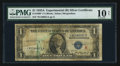 Small Size:Silver Certificates, Fr. 1609* $1 1935A R Silver Certificate. PMG Very Good 10 Net.. ...