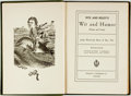 Books:Art & Architecture, [Cartoons/Humor]. James Whitcomb Riley & Bill Nye. Nye and Riley's Wit and Humor (Poems and Yarns). Illustrated by B...