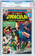 Bronze Age (1970-1979):Horror, Tomb of Dracula #46 (Marvel, 1976) CGC NM+ 9.6 White pages....