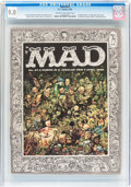 Magazines:Mad, Mad #27 (EC, 1956) CGC VF/NM 9.0 Cream to off-white pages....