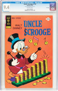 Bronze Age (1970-1979):Cartoon Character, Uncle Scrooge #119 File Copy (Gold Key, 1975) CGC NM 9.4 Off-whitepages....
