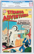 Silver Age (1956-1969):Mystery, Strange Adventures #116 (DC, 1960) CGC NM- 9.2 Off-white to whitepages....