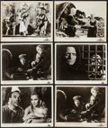 "Movie Posters:Foreign, The Seventh Seal (Janus Films, 1958). Photos (13) (approx. 8"" X 10""). Foreign.. ... (Total: 13 Items)"