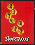 """Movie Posters:Action, Spartacus (Universal International, 1960). Program (28 Pages, 8.5""""X 11.25""""). Action.. ..."""
