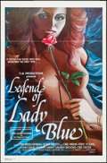 """Movie Posters:Adult, The Legend of Lady Blue & Other Lot (TVX, 1978). One Sheet & Autographed One Sheet (27"""" X 41""""). Adult.. ... (Total: 2 Items)"""