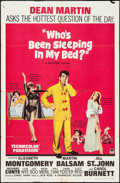 "Movie Posters:Comedy, Who's Been Sleeping in My Bed? & Others Lot (Paramount, 1963). One Sheets (3) (27"" X 41""). Comedy.. ... (Total: 3 Items)"