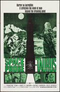 """Movie Posters:Science Fiction, Space Probe Taurus (American International, 1965). One Sheet (27"""" X41""""). Science Fiction.. ..."""