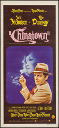 "Movie Posters:Mystery, Chinatown (Paramount, 1974). Australian Daybill (13.5"" X 30"").Mystery.. ..."